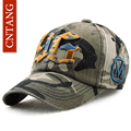 CNTANG Brand Men Women Camouflage Baseball Cap Sports Outdoor Hat Snapback Bone Summer Fashion Embroidery Caps For Unisex Gorras