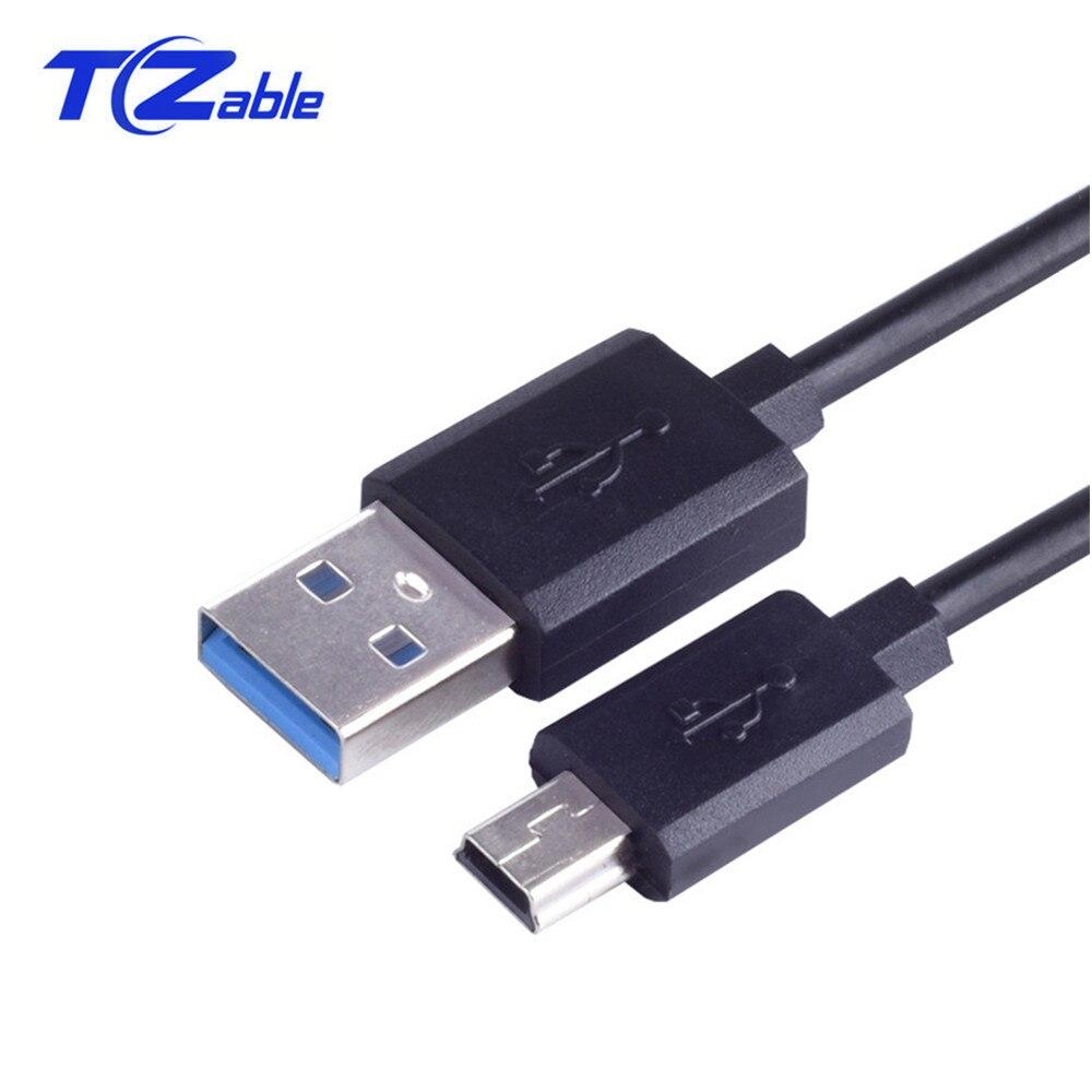 Zubehör Und Ersatzteile Digital Kabel 10 Teile/paket Mini Usb Kabel Mini 5pin Usb V3 Daten Sync Lade Linie Für Mp3 Mp4 Player Dv Lautsprecher Digital Kamera Gps Tabletten Hdd