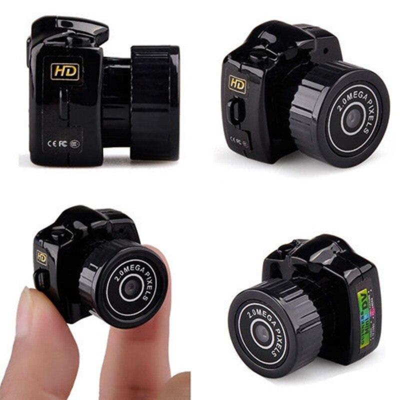 16gb Card+mini Video Camera Pocket Dv Dvr Camcorder Recorder Web Cam (color: Black)