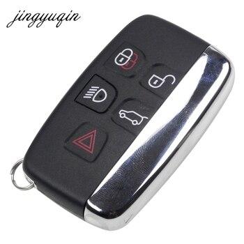 Jingyuqin مفاتيح قذيفة ل اند روفر الحارس روفر إيفوك ديسكفري 4 فريلاندر إيفوك مفتاح بعيد حالة