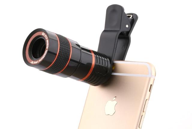 Satz los optischer mal zoom handy teleskop