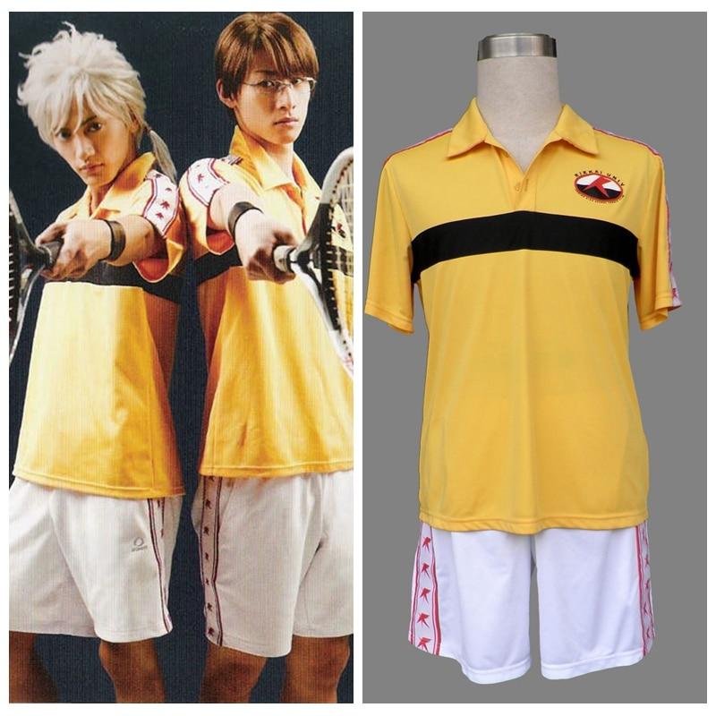 The Prince Of Tennis Anime Rikkai Daigaku Fuzoku Chuu