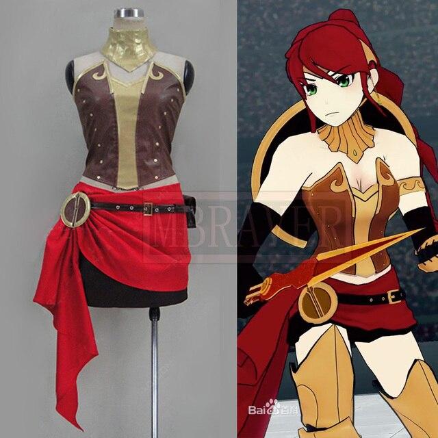 Anime Rwby Pyrrha Nikos Cosplay Costume On Aliexpresscom Alibaba