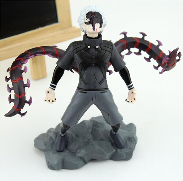15cm Tokyo Ghoul Kaneki Ken Action Figures PVC brinquedos Collection Figures toys for christmas gift