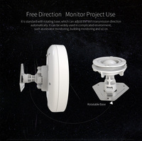 COMFAST Wifi Repeater Outdoor CPE WIFI Router Wifi Extender 2KM Distance 300Mbps Access Point AP Routers WDS WIFI Bridge antenna