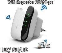 UK EU US Wireless N Wifi Repeater 300Mbps 802 11N B G Mini Wi Fi Network