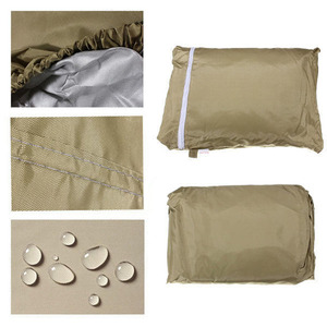 Image 2 - 2 Sizes Weeder cover golf car cover Patio Rain Snow Dustproof  Sunscreen Covers