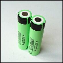 Para Panasonic NCR18650B 3400 mAh NCR 18650 B Dinâmico Mh12210 li-ion De Lítio Célula de Bateria Recarregável