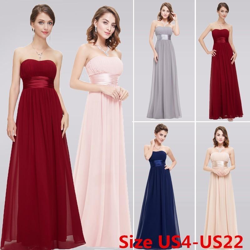 Navy Blue Prom Dresses Long 2018 A Line Sleeveless Sweetheart