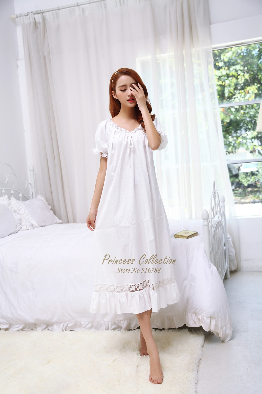 White Nightgowns | Dress images