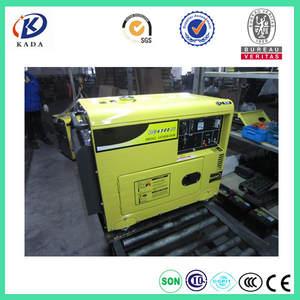 Best Seller!!!POWERGEN air-cooled Portable 5kw diesel generator set