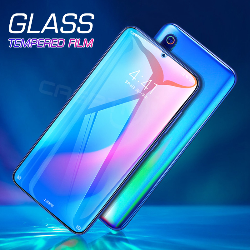 Tempered Glass for Xiaomi Mi8 A2 Lite Screen Protector for Xiaomi Mi9 Mi 9 se Full Cover Glass Film For Redmi Note 6 Pro 6X 6A in Phone Screen Protectors from Cellphones Telecommunications