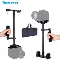 PULUZ Carbon Fiber Handheld Stabilizer For Nikon Canon Sony DSLR Steadicam Shock absorbing Arm for Video Camera Photography