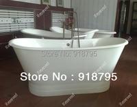 Free Shipping Bathtub Cast Iron Tubs With Shirting