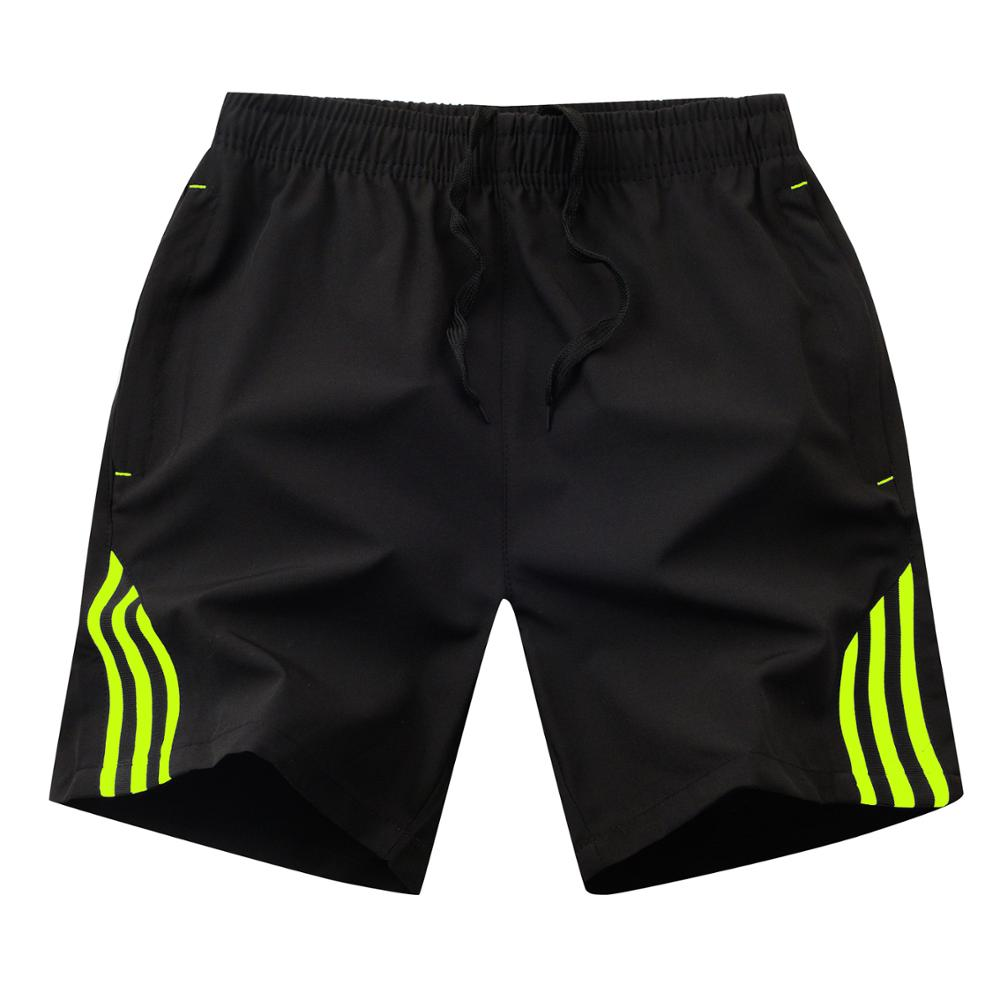 Beach-Shorts Swimming-Wear Surfing Pockets Men's with Quick-Drying