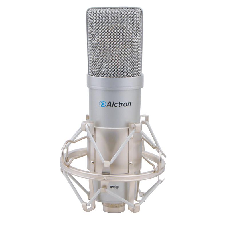 Alctron UM100 Professional recording microphone Pro USB Condenser Microphone Studio computer microphone 2