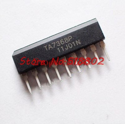 1pcs/lot TA7368P TA7368 SIP-9 In Stock
