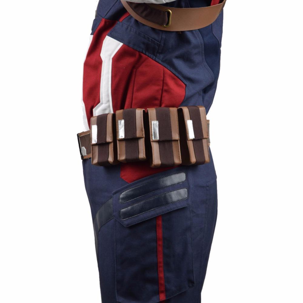Man Uniform Rogers Halloween 7