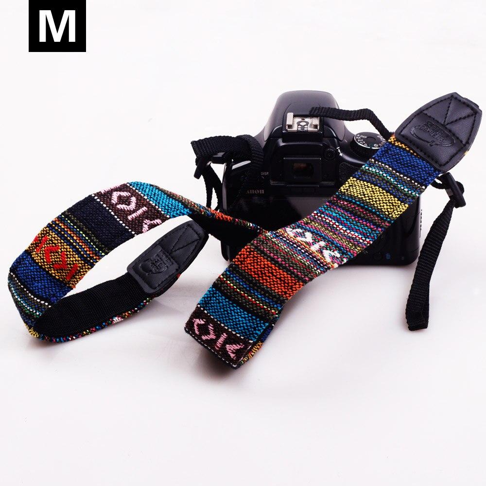 Classical Camera Strap Universal Cameras Shoulder Neck Belt Straps For Canon EOS Sony Nikon Fuji Pentax Olympus SLR DSLR Camera