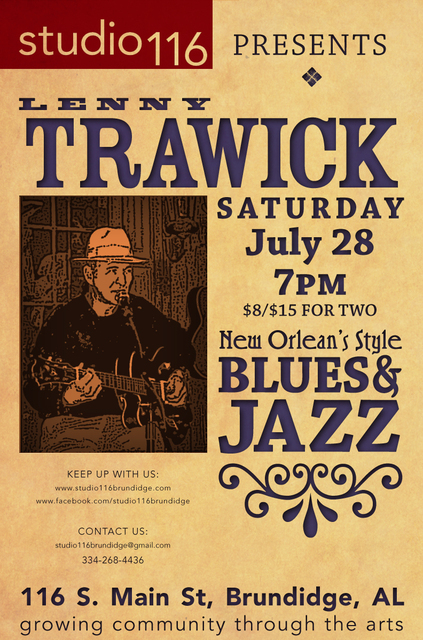 the trawick blues jazz music class vintage retro canvas painting poster diy wall home bar