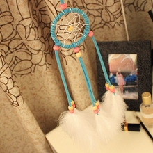 MEMOSTO Inheritors dream catcher pendant Indian wind bell handicraft gifts medium girls colorful Dream Catcher