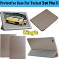Горячие Продажи Кожа PU Чехол Для Teclast X98 Plus II 9.7 дюймовый Планшет, Защитный Чехол Для Teclast X 98 Plus II С 4 подарки