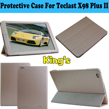 Hot Selling Leather PU Case For Teclast X98 Plus II 9.7 inch Tablet,Protective Cover X 98 With 4 Gifts - sale item Tablet Accessories