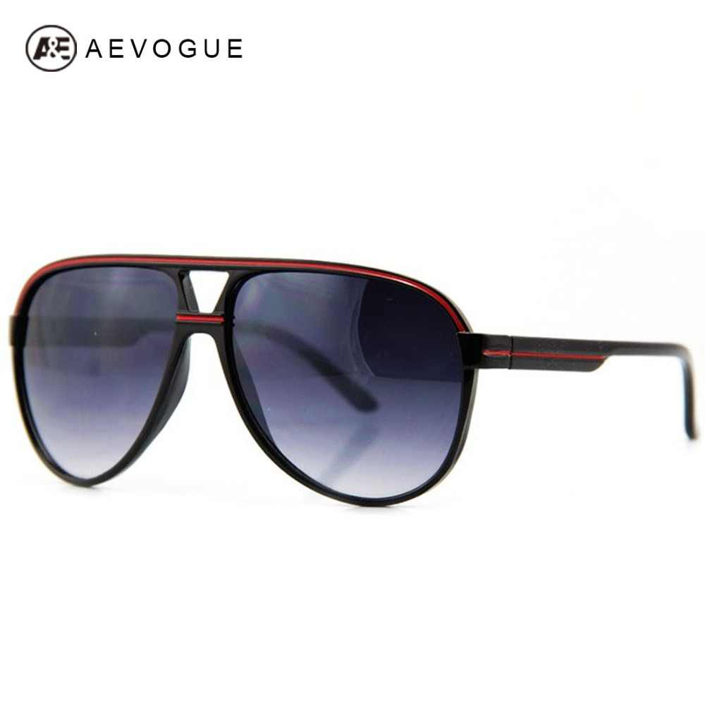 2f99d2f1614 AEVOGUE Free Shipping Brand New Retro plastic sunglasses Fashion Popular  line decoration glasses UV400 Oculos DT0062