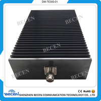 300 Вт n разъем РФ прекращение нагрузки, DC 0 до 3 ГГц, DC 0 до 4 ГГц, 50ohm, бесплатная доставка компанией DHL или EMS