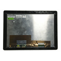 LALAWIN 12.3''inch Lcd Assembly for HP Lcd Screen LQ123P1JX33 A01 LQ123P1JX33 A01 with Touch Digitizer matrix