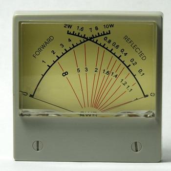 Giappone Tecnologia a Doppia Pin di Alimentazione di Onda Stazionaria Misuratore di Amplificatore Swr Meter Watt Meter
