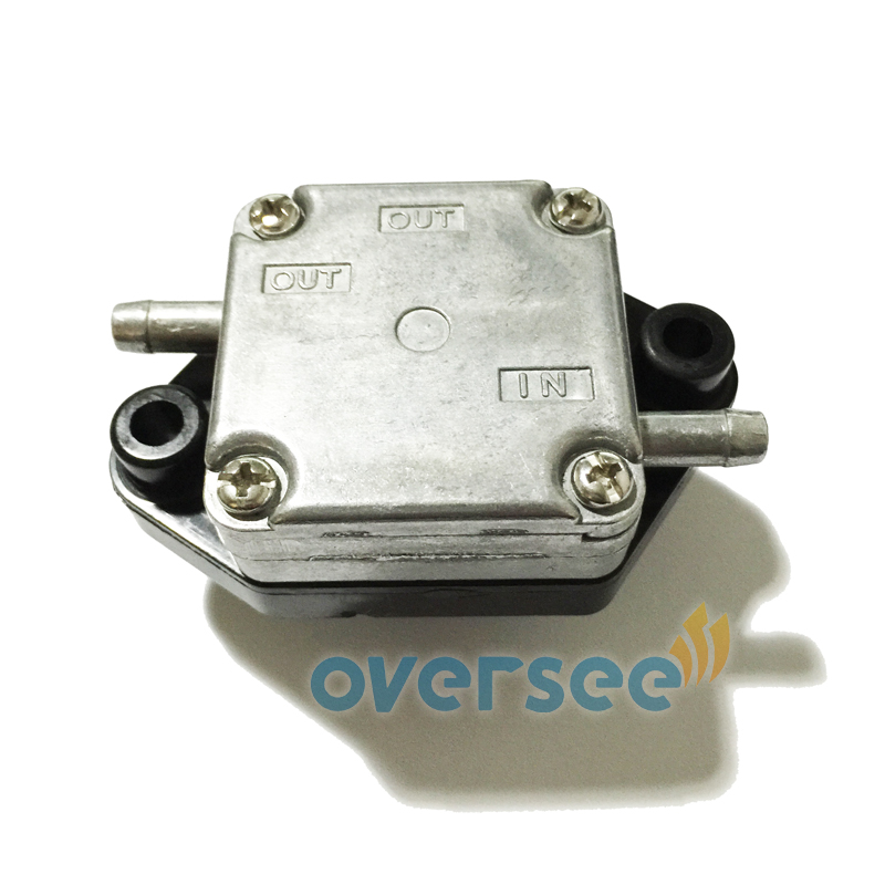 OVERSEE Fuel Pump Assy 15100-91J02 fit Suzuki Outboard Engine 4 Stroke DF4HP 5HP 6HP 15100-89J01