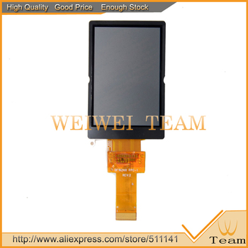 "100% Original Tested 2.6"" LCD Panel Display For Garmin Astro 320 Handheld GPS Replacement LCD Screen"