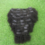 Venda quente Afro Kinky Curly Grampo de Cabelo Em Cabelo Humano extensão 9 Pçs/set Brasileiro Preto Natural Kinky Curly Grampo No Cabelo extensões