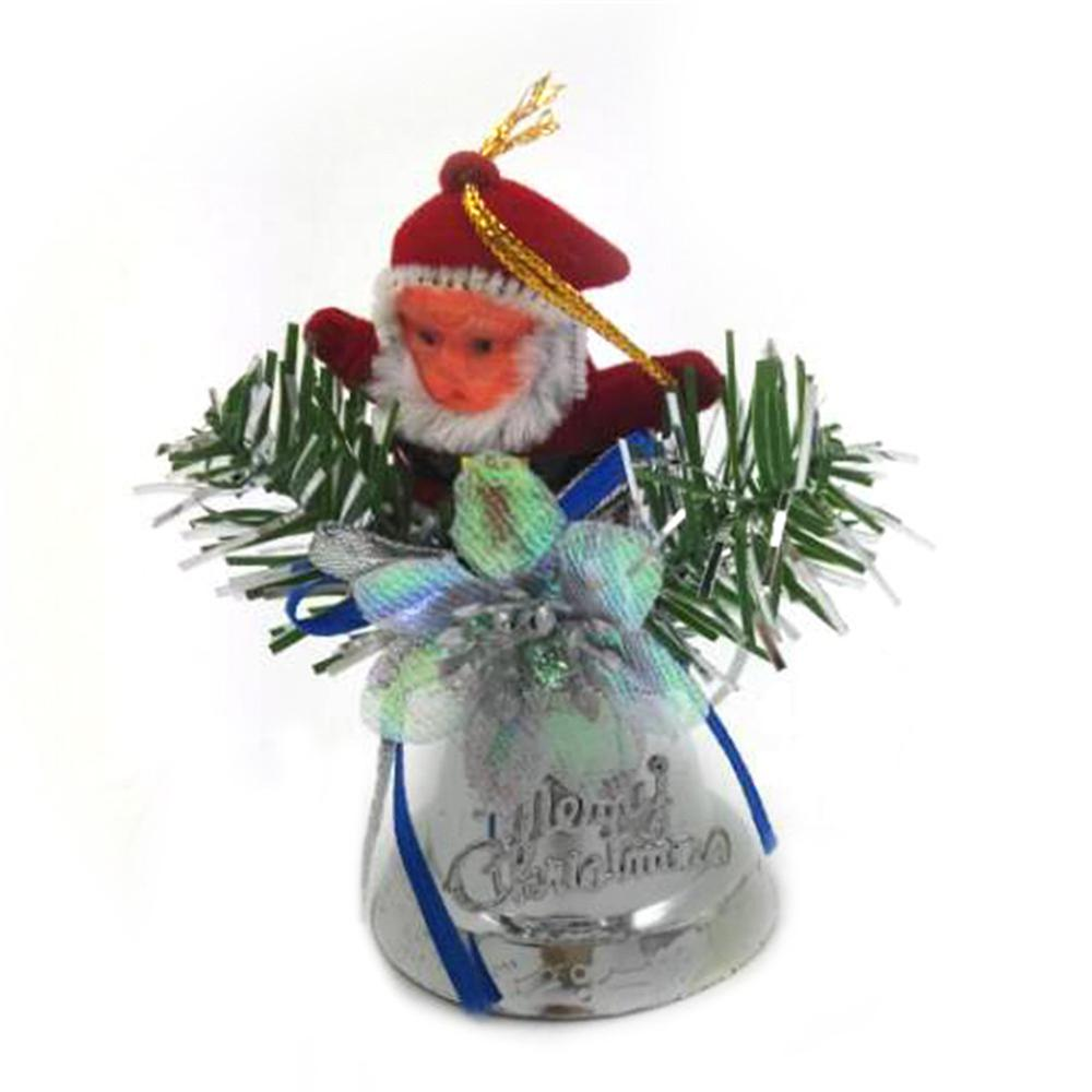 Online buy wholesale outdoor santa decoration from china for Outdoor christmas tree ornaments