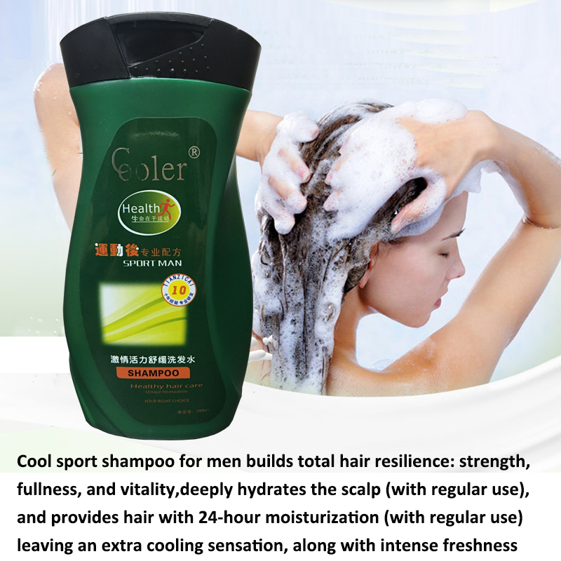 Hair Shampoo Deep Cleaning Nourishing Oil-control Hair & Scalp - Penjagaan rambut dan penggayaan - Foto 3