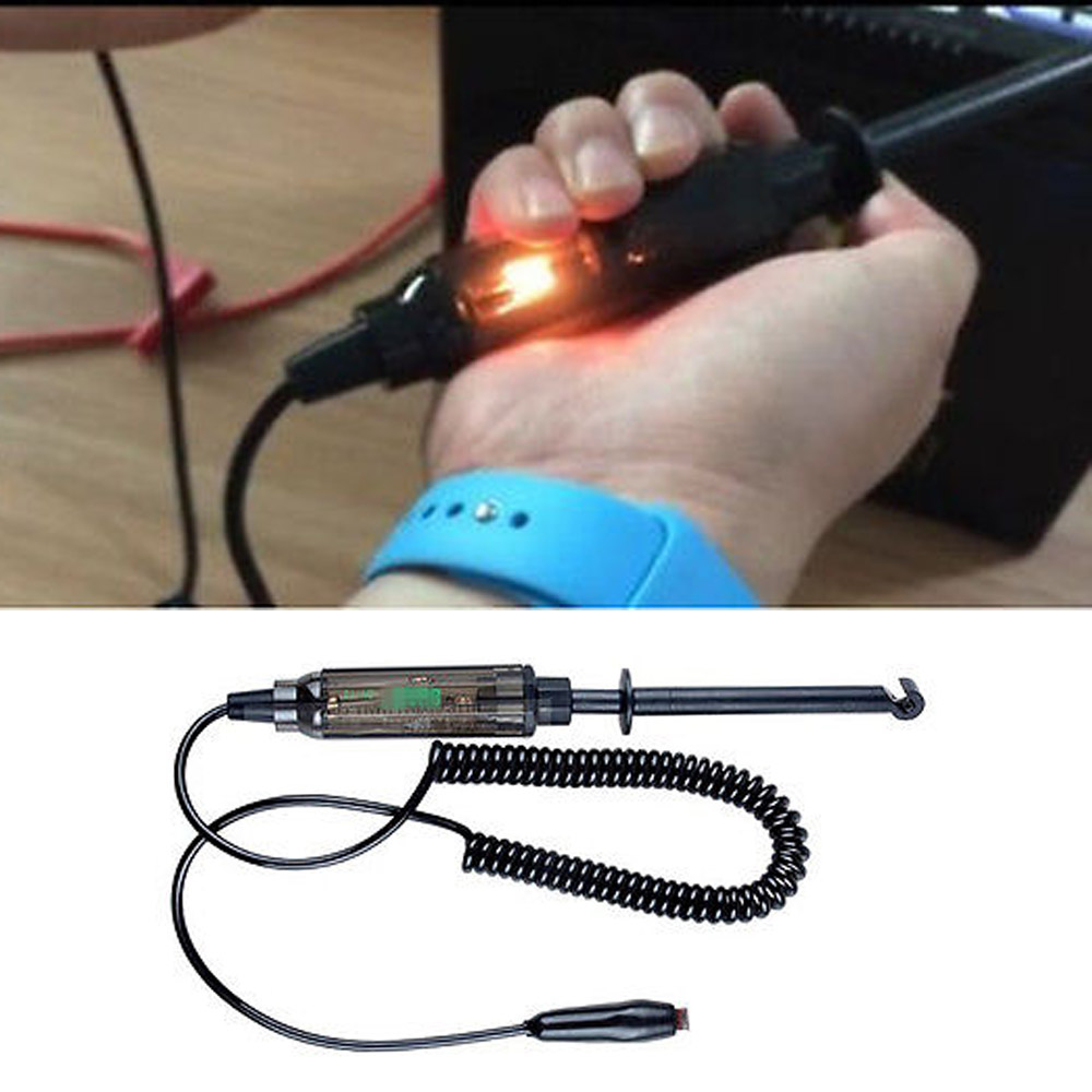 Electric Circuit Tester Test Light Car Circuit Tester Truck Tester