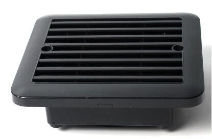 24V RV Side Air Ventilation Trailer Caravan Vent Fan Low Noise And Strong Wind Fan Blower