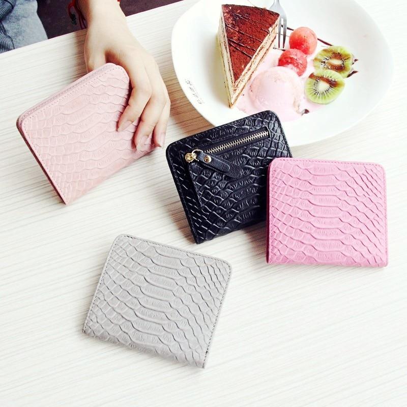 moda casual mulheres bolsas curto Shape : Women's Wallets, Lady Clutch Bag Wallet
