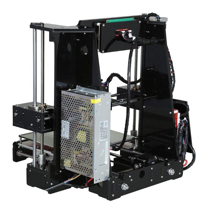 Anet A6 A8 3D Printer Kit Nieuwe Prusa I3 Reprap/Sd kaart Pla Plastic Als Geschenken/Extra Soplo nozzle Express Verzending Van Moskou - 2