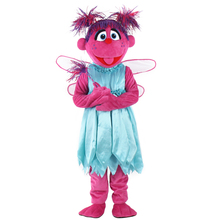 Abby Cadabby Mascot Costume Halloween Mascot Cartoon Costume for Halloween Party Event Fancy Dress Adult Size zootopia fox nick fancy dress adult mascot costume