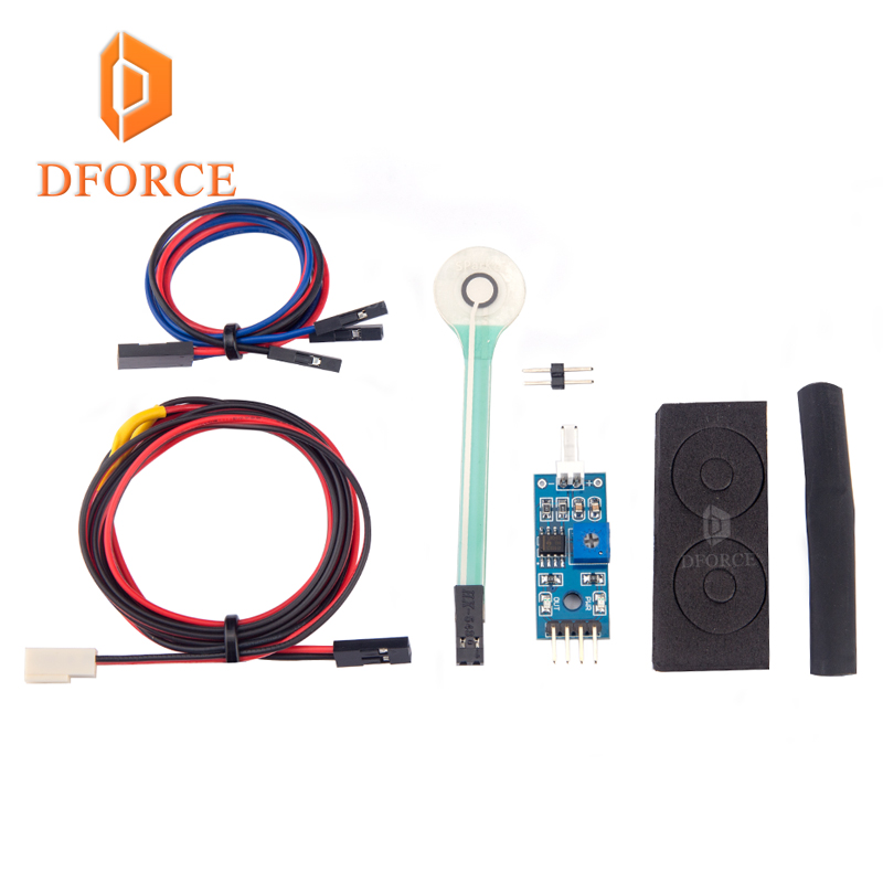 DFORCE High Precision Z-probe Auto Bed Leveling Sensor Kit 3D Touch Sensor Kossel Delta Z Axis 3D Printer For E3D MK8