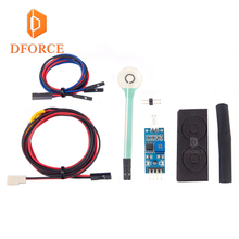 DFORCE High Precision Z-probe Auto bed leveling sensor kit 3D touch Kossel delta Z axis printer for E3D MK8