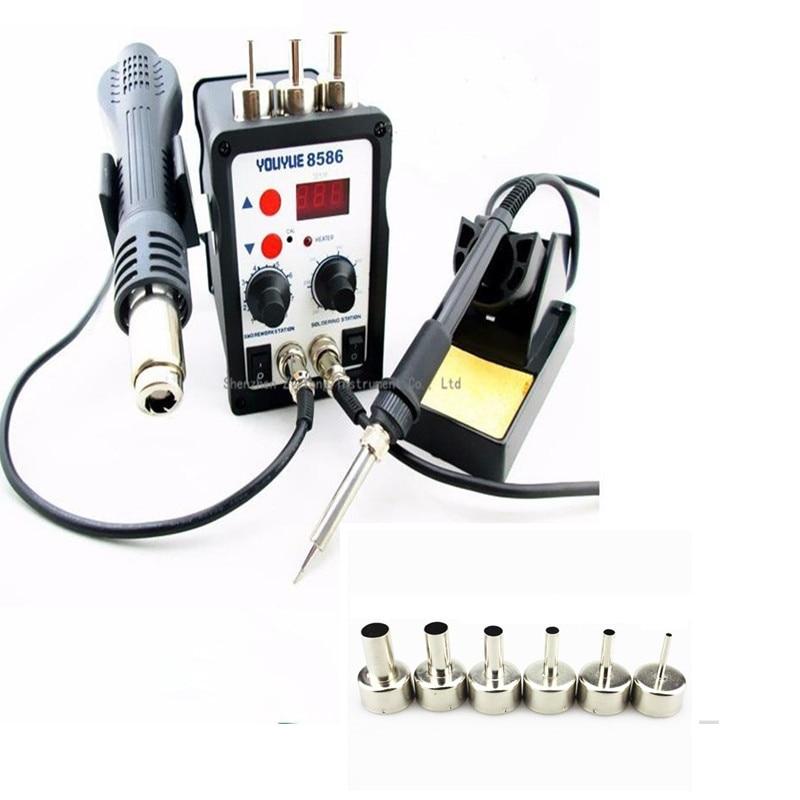 soldering iron station