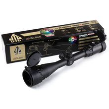 Tactical Leapers UTG 3-9X40 AO Riflescope Optical Sight 36-color Mil-dot Locking Resetting Hunting Rifle Scope