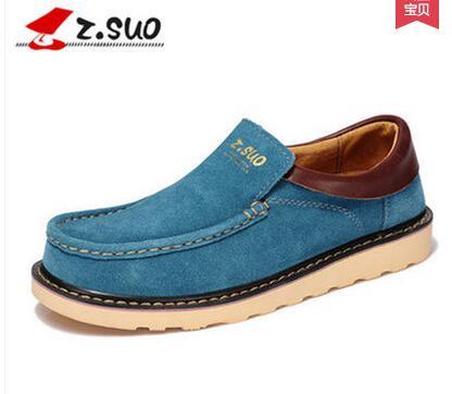 Zsuoแนวโน้มความนิยมต่ำรองเท้าชาย,แฟชั่นร้อนขายร้อนรองเท้าลำลองชาย,โง่-ใน รองเท้าลำลองของผู้ชาย จาก รองเท้า บน   2