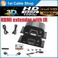 LKV372A HDMI удлинитель с ИК по одной cat5e/6 кабеля до 60 М