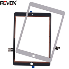 Original For iPad 6 Gen A1893 A1954 For iPad 9.7 2018 Version Touch Screen Digitizer Front Outer Panel Glass Replacement a1893 a1954 for ipad 9 7 2018 touch screen glass digitizer panel replacement for ipad 6 6th gen a1893 2018 version touchscreen