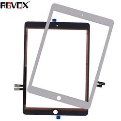 Oryginalny dla iPad 6 Gen A1893 A1954 dla iPad 9.7 2018 wersja ekran dotykowy Digitizer przednia zewnętrzna Panel szkło wymiana|Ekrany LCD i panele do tabletów|   -