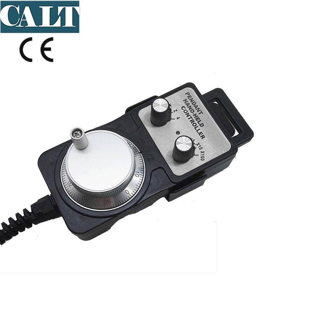 DC12V пульт дистанционного управления MPG ручной импульсный кодер колеса для Mitsubishi CNC 25 импульсный роторный кодер TM1469 25BST12 - 3